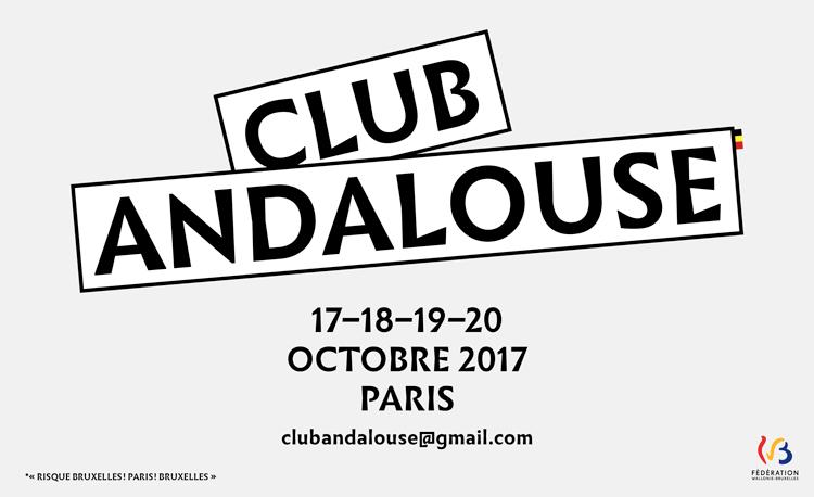CLUB ANDALOUSE — Marie de Gaulejac